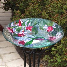 Hummingbird Beauty Birdbath
