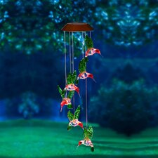 Solar Mobile Wind Chime