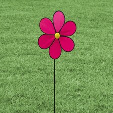 Flower LED Yard Spinner