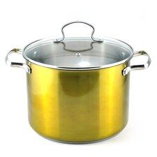 8-qt Stock Pot with Lid