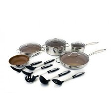 Signature 15-Piece Cookware Set
