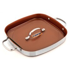 "Signature 11"" Non-Stick Grill Pan"