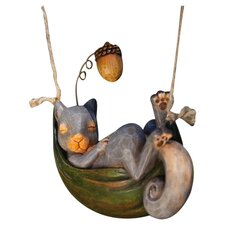 <strong>New Creative</strong> Garden Friends Day Dreamers Squirrel Statue