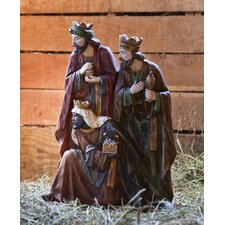 Three Wise Men Statue Christmas Decoration