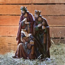 Three Wise Men Statue