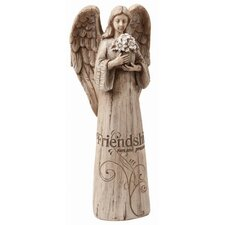 Wish Givers Friendship Angel Statue