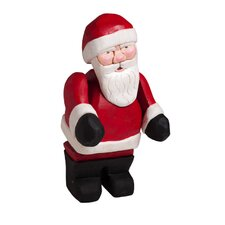 Bloomwood Meadows Santa Statue Christmas Decoration