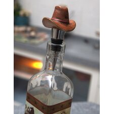 Saddle Up Oil Bottle with Resin Stopper