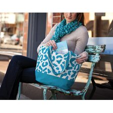 Leopard Jute Fashion Tote Bag (Set of 4)