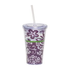 Botanical Silhouettes Insulated Cup
