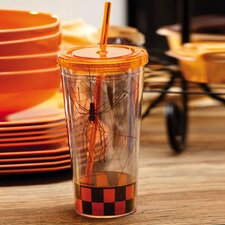 Hairraising Halloween Insulated Cup