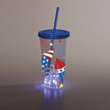 Fireworks LED Insulated Cup