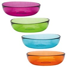 Recycled Glass Bowl (Set of 4)