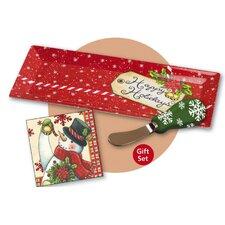 Happy Holidays Hostess Gift Set