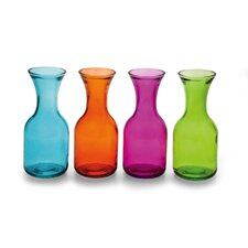 44 oz Recycled Glass Carafe (Set of 4)