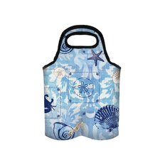 Coastal Life Insulated Wine Bag