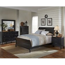 Napa Valley Sleigh Bedroom Collection