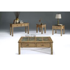 Rustic Ridge Coffee Table Set