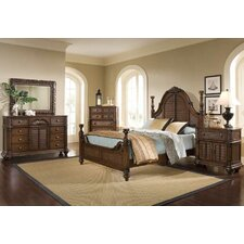 Palm Court II Panel Bedroom Collection