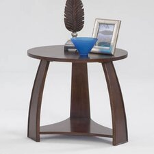 Flare End Table
