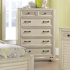 <strong>Progressive Furniture Inc.</strong> Haven 6 Drawer Chest