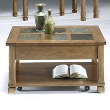 <strong>Progressive Furniture Inc.</strong> Rustic Ridge Coffee Table with Lift-Top