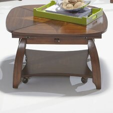 <strong>Progressive Furniture Inc.</strong> Brentwood Coffee Table with Flip-Top