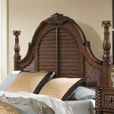 Palm Court II Panel Headboard