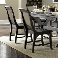 <strong>Progressive Furniture Inc.</strong> Willow Side Chair (Set of 2)