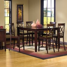 <strong>Progressive Furniture Inc.</strong> Winston 7 Piece Dining Set