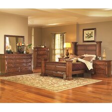 <strong>Progressive Furniture Inc.</strong> Torreon Panel Bedroom Collection