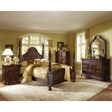 <strong>Progressive Furniture Inc.</strong> Marlestone Poster Bedroom Collection