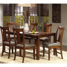 <strong>Progressive Furniture Inc.</strong> Spectrum 2 7 Piece Dining Set