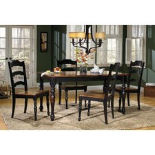 <strong>Progressive Furniture Inc.</strong> Preston Cove 5 Piece Dining Set