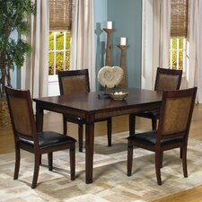 Kingston Isle 5 Piece Dining Set