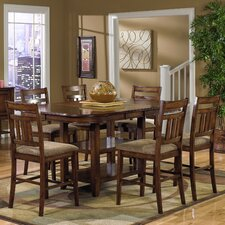 <strong>Progressive Furniture Inc.</strong> Fargo 7 Piece Counter Height Dining Set