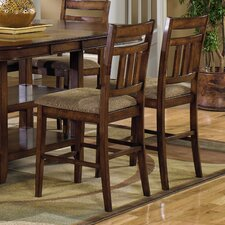 <strong>Progressive Furniture Inc.</strong> Fargo Counter Height Side Chair (Set of 2)