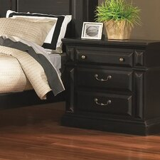 Torreon 3 Drawer Nightstand