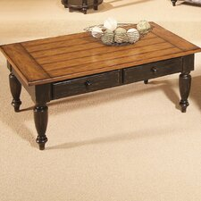 Country Vista Coffee Table