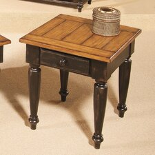 <strong>Progressive Furniture Inc.</strong> Country Vista End Table