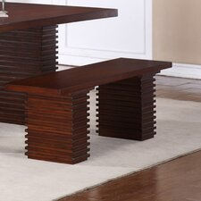 Hightower Wood Kitchen Bench Column