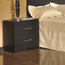 <strong>Progressive Furniture Inc.</strong> Hylton Road 2 Drawer Nightstand