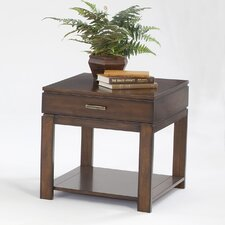 <strong>Progressive Furniture Inc.</strong> Miramar End Table