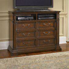 <strong>Progressive Furniture Inc.</strong> Regency 6 Drawer Media Chest