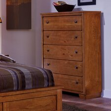 <strong>Progressive Furniture Inc.</strong> Diego 5 Drawer Chest