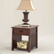 Mountain Mission End Table