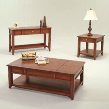 Coral Gables Lift-Top Coffee Table Set