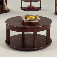 <strong>Progressive Furniture Inc.</strong> Sebring Castered Round Coffee Table