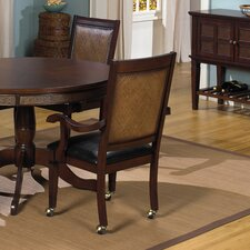 <strong>Progressive Furniture Inc.</strong> Kingston Isle Arm Chair (Set of 2)