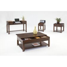 Miramar Sliding-Top Coffee Table Set